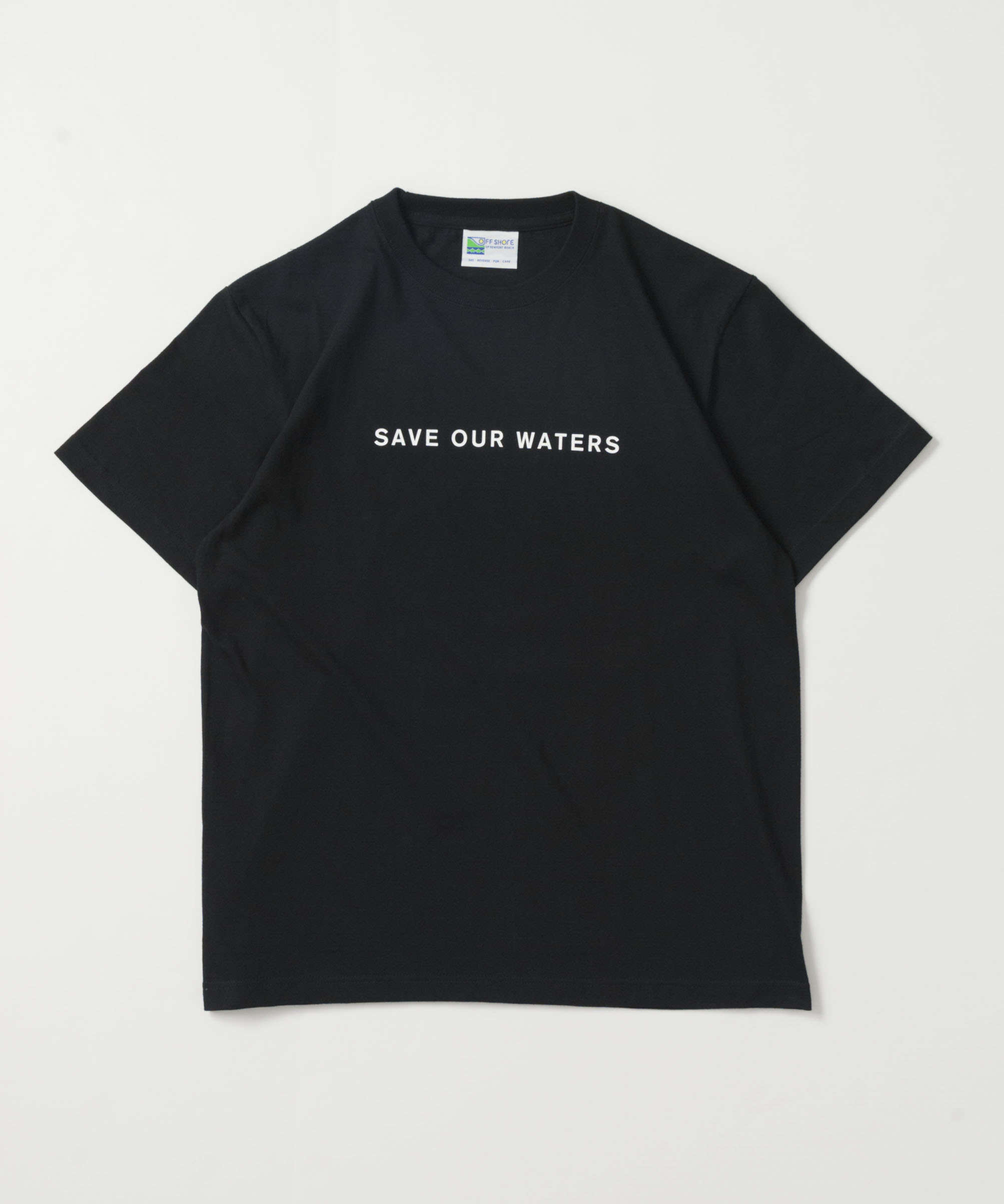 SAVE OUR WATERS TEE