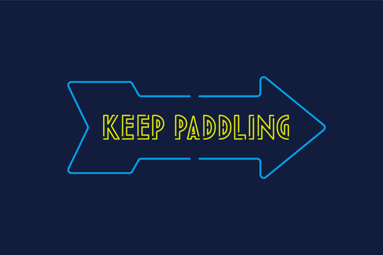 21ssテーマ【Keep Paddling】アイテムを特集!!