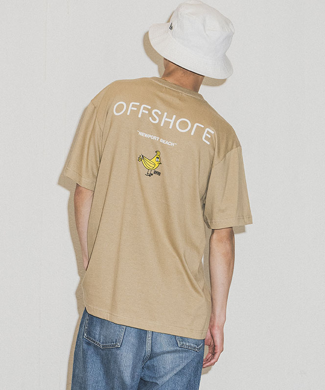 BYRD×OFFSHORE LOGOTEE